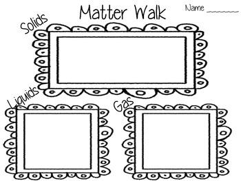 Matter Packet