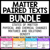 Matter Paired Texts Bundle