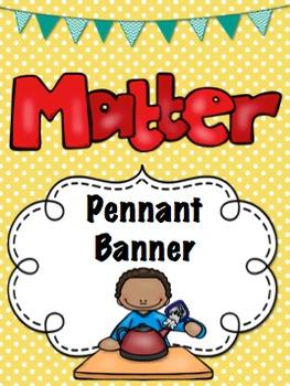 Matter *Pennant* Banner