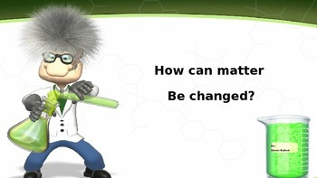 Matter Physical Changes