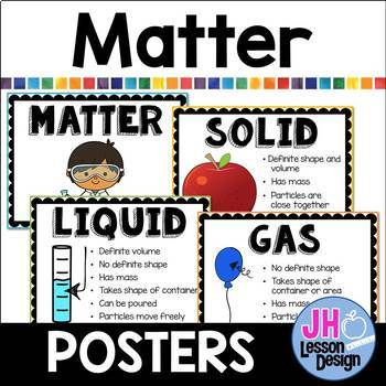 Matter Posters