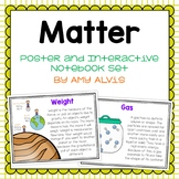Matter Posters and Interactive Notebook INB Set