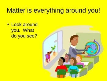 Matter PowerPoint Presentation
