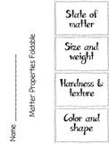 Matter Properties Foldable