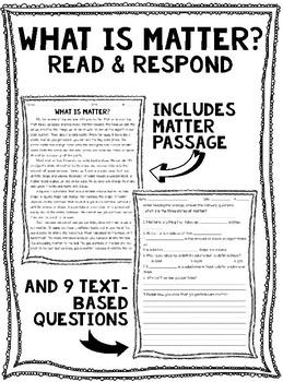 Matter Read & Respond