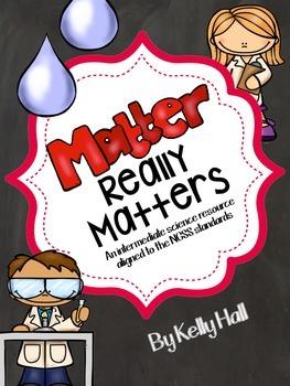 Matter Really Matters: Properties of Solids, Liquids & Gasses