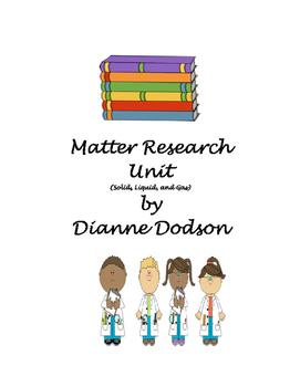 Matter Research Unit