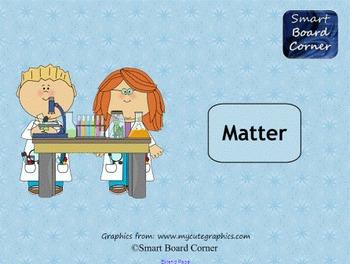 Matter SMART Board Lesson