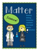 Matter (SOLID, LIQUID, & GAS) ESOL and K-5!!!