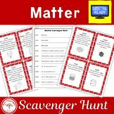Matter Scavenger Hunt with foldable