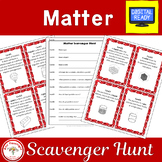 Matter Scavenger Hunt with foldable