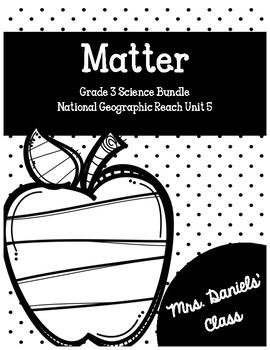 Matter Science Activities