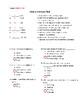 Matter Science Assessment