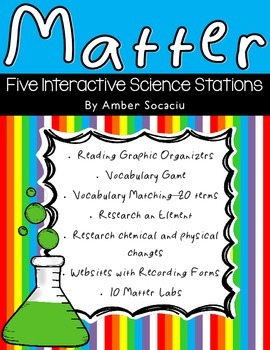 Matter Science Stations