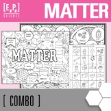 Matter Seek and Find Science & Seek and Sort Combo