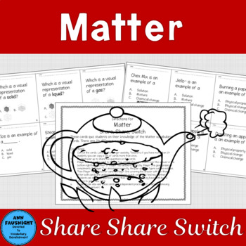 Matter Share, Share, Switch Game