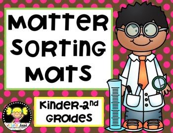 Matter: Sorting Mats