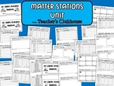 Matter Stations Unit from Teacher's Clubhouse