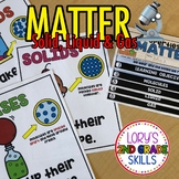 Matter Stepbook and Poster