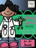 Matter Study Jams Science Interactive Notebook