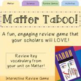 Matter Taboo