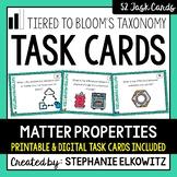 Matter Properties Task Cards