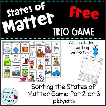 Matter Game