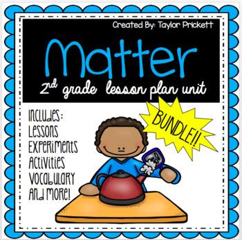 States of Matter Science BUNDLE!