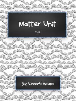 Matter Unit - Solids, Liquids, and Gases