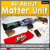 States of Matter Interactive Notebooks States of Matter Activities Flapbooks