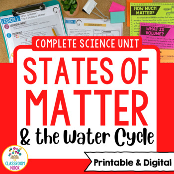 Measuring Matter (Complete Unit)