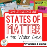 Measuring Matter (Complete Unit)