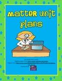 Matter Unit Plans