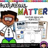 Matter Unit (SOL 2.3)