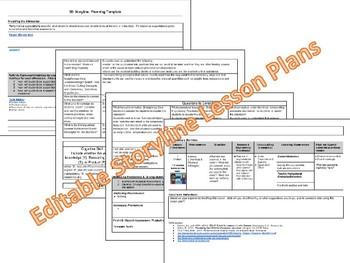 Matter Unit w/Powerpoint Interactive Doodle Notes Editable 3D Lesson Plans(NGSS)
