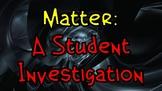 Matter Webquest