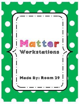 Matter Workstations