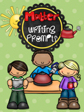 Matter Writing Prompts
