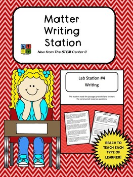 Matter Writing Station