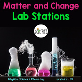 Matter and Change Mini Labs