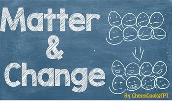 Matter and Change Presentation (10 Slide Sample)