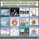 Matter and Change Bundle PowerPoint Labs Task Cards Homework