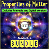 Matter and Change Bundle