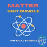 Matter and Chemistry Curriculum Interactive Notebook Pages