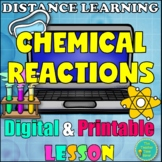 Matter and Chemistry Unit: CHEMICAL REACTION Lesson