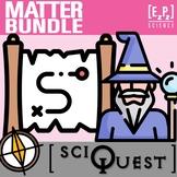 Matter and Chemistry SciQuest Science Scavenger Hunt Bundl