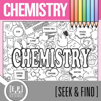 Matter and Chemistry Unit Bundle