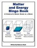Matter and Energy Bingo Book