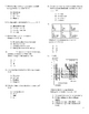 Matter and Energy Exam with Answer Key
