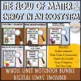 5th Grade NGSS // Matter and Energy in Organisms and Ecosy
